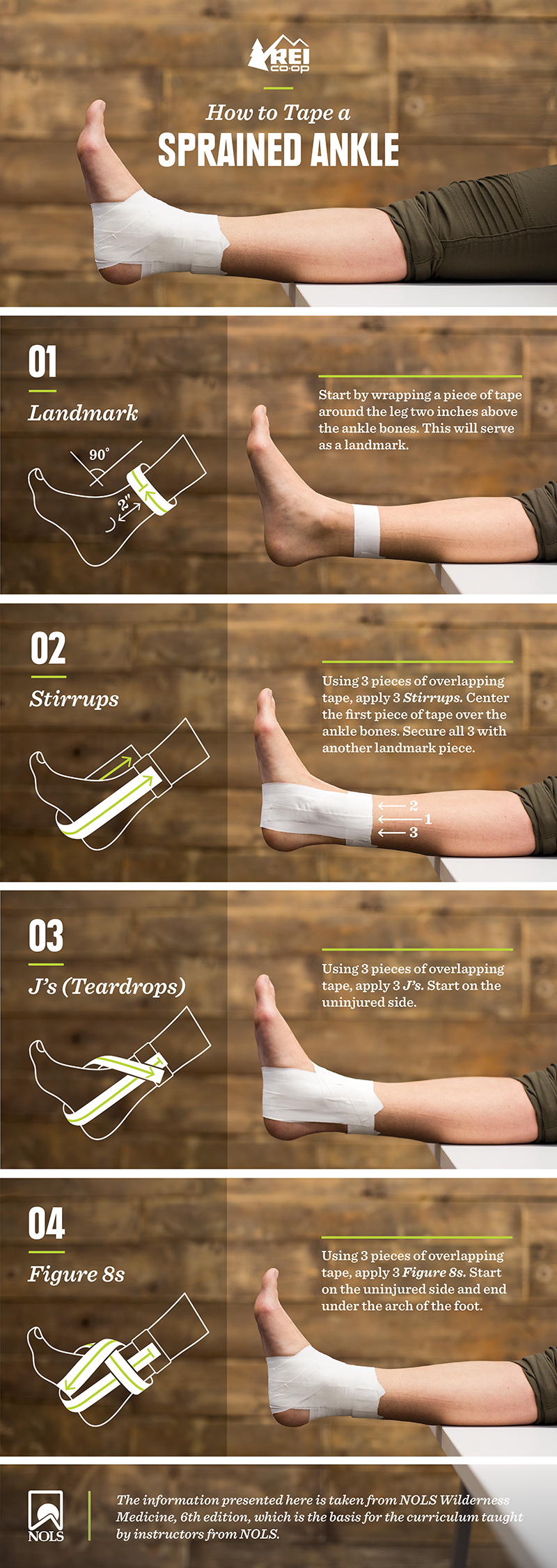 How_to_Tape_an_Ankle